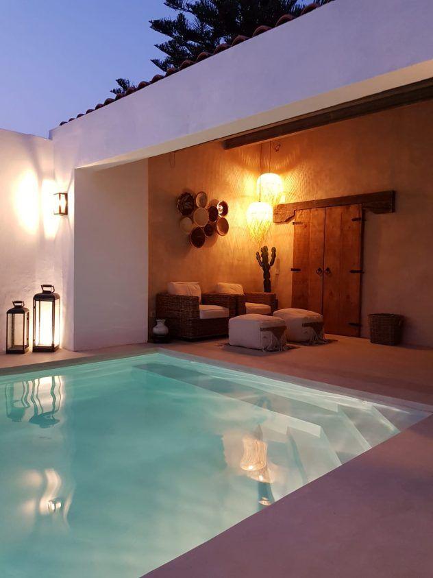 Pavimento continuo decorativo piscinas