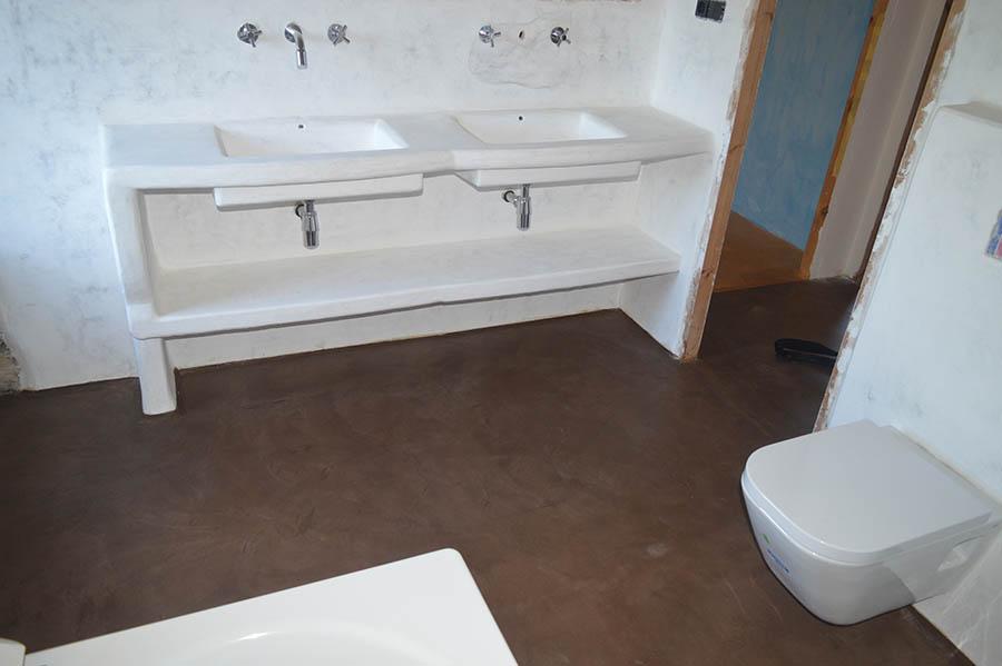 MICRO LIME NATURE baño